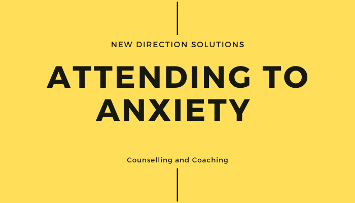Blog Header attending to anxiety