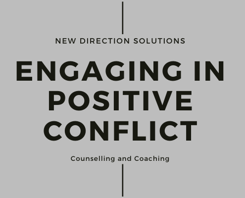 Blog Header engaging in positive conflict