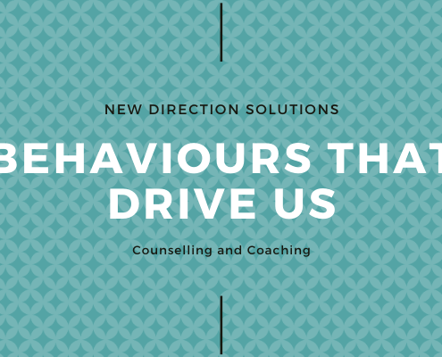 Behaviours that drive us