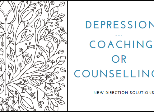 Depression, Coaching or Counselling